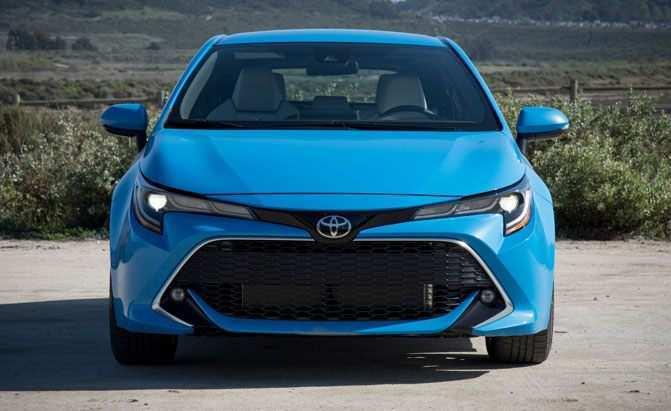 18 Great Hatchback Toyota 2020 Style for Hatchback Toyota 2020