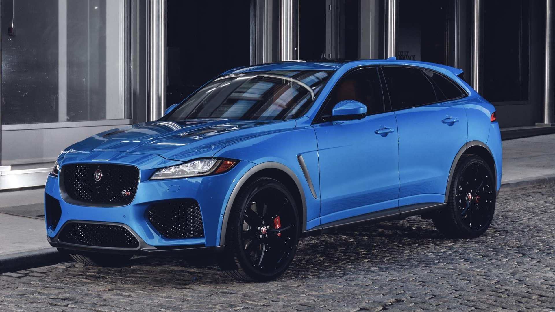 18 Great Jaguar F Pace 2020 New Concept New Review with Jaguar F Pace 2020 New Concept