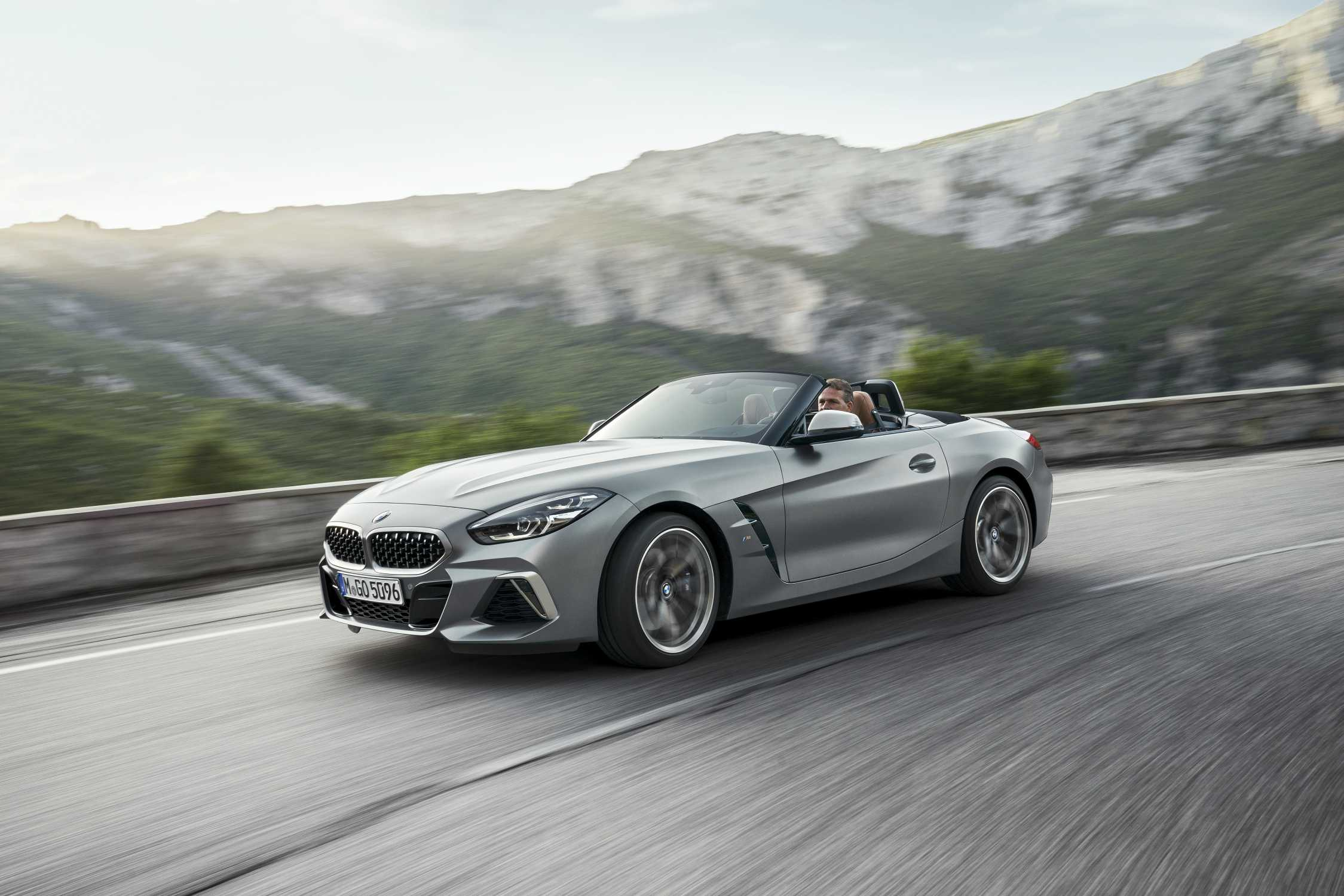 18 New 2020 BMW Z4 Roadster Speed Test for 2020 BMW Z4 Roadster
