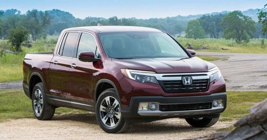 18 New 2020 Honda Ridgeline Pickup Truck Release Date by 2020 Honda Ridgeline Pickup Truck