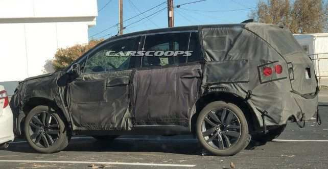 18 The 2020 Honda Pilot Spy Overview by 2020 Honda Pilot Spy