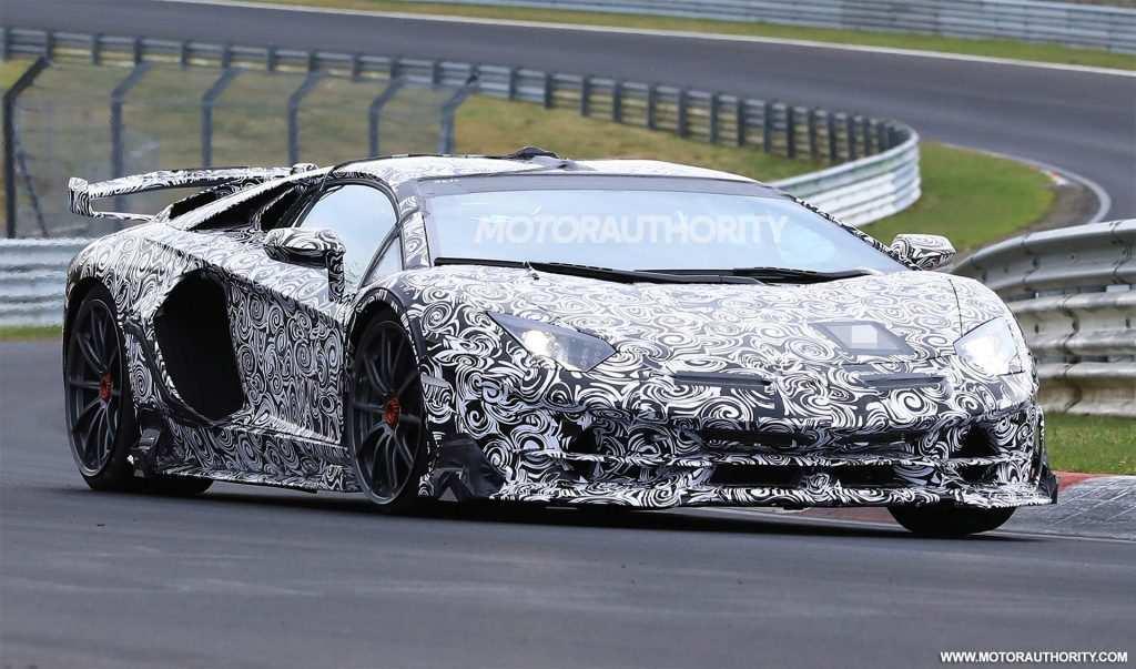 18 The 2020 Lamborghini Ankonian Exterior with 2020 Lamborghini Ankonian