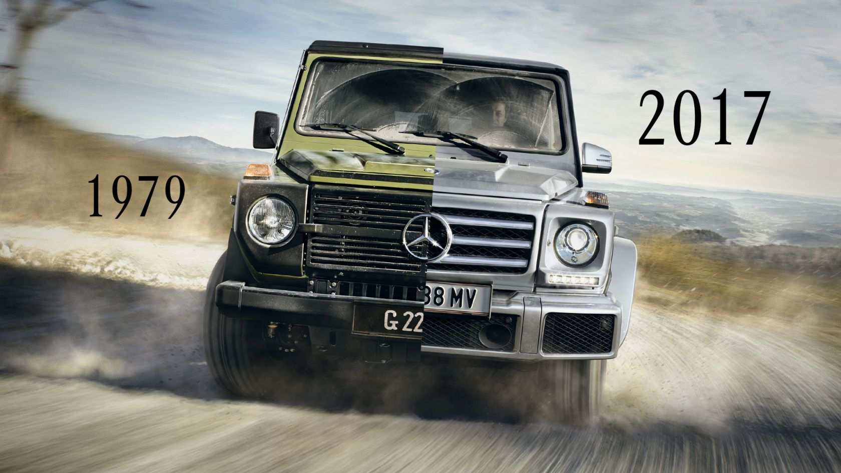 18 The 2020 Mercedes G Wagon New Concept Reviews for 2020 Mercedes G Wagon New Concept