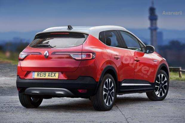 18 The 2020 Renault Megane SUV Redesign and Concept for 2020 Renault Megane SUV
