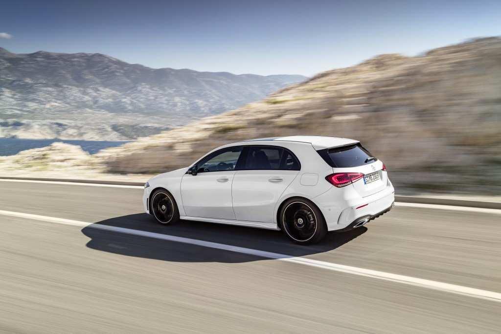 18 The Mercedes 2020 Hatchback Exterior by Mercedes 2020 Hatchback
