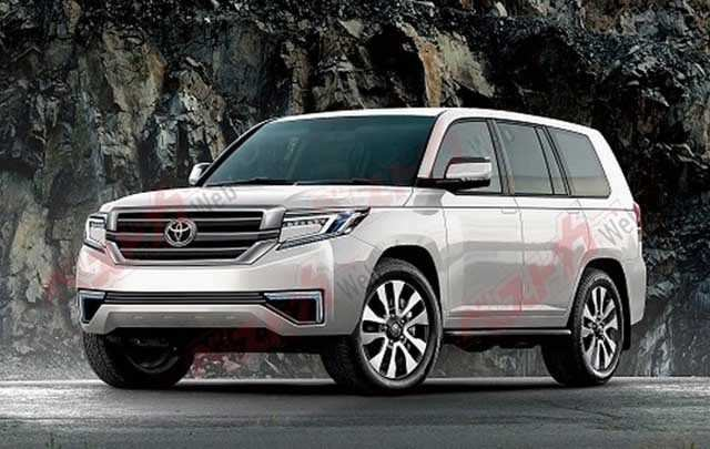 18 The Toyota Land Cruiser New New Concept 2020 Overview by Toyota Land Cruiser New New Concept 2020