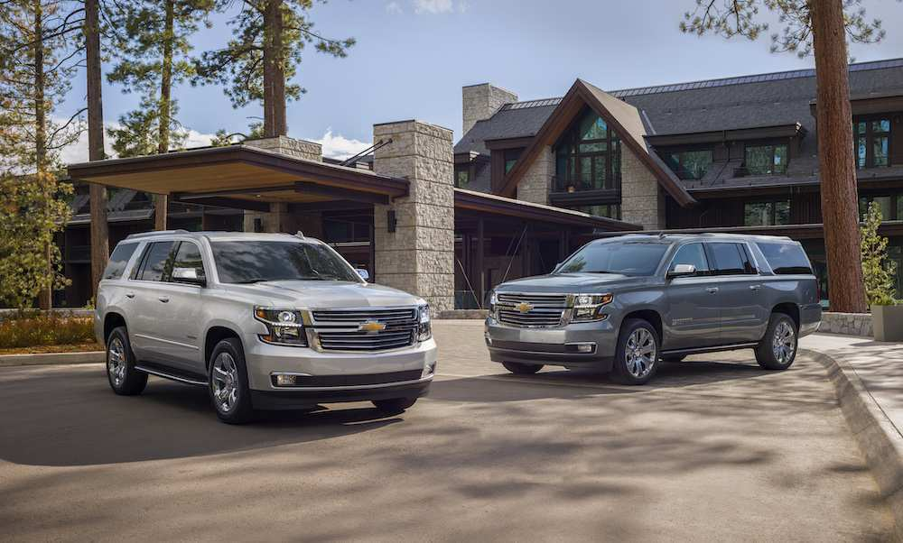 19 All New 2020 Chevy Tahoe Performance for 2020 Chevy Tahoe