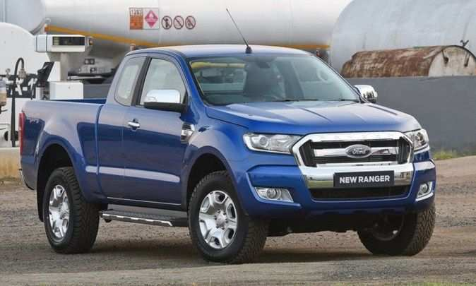 19 All New 2020 Ford Ranger New Concept by 2020 Ford Ranger
