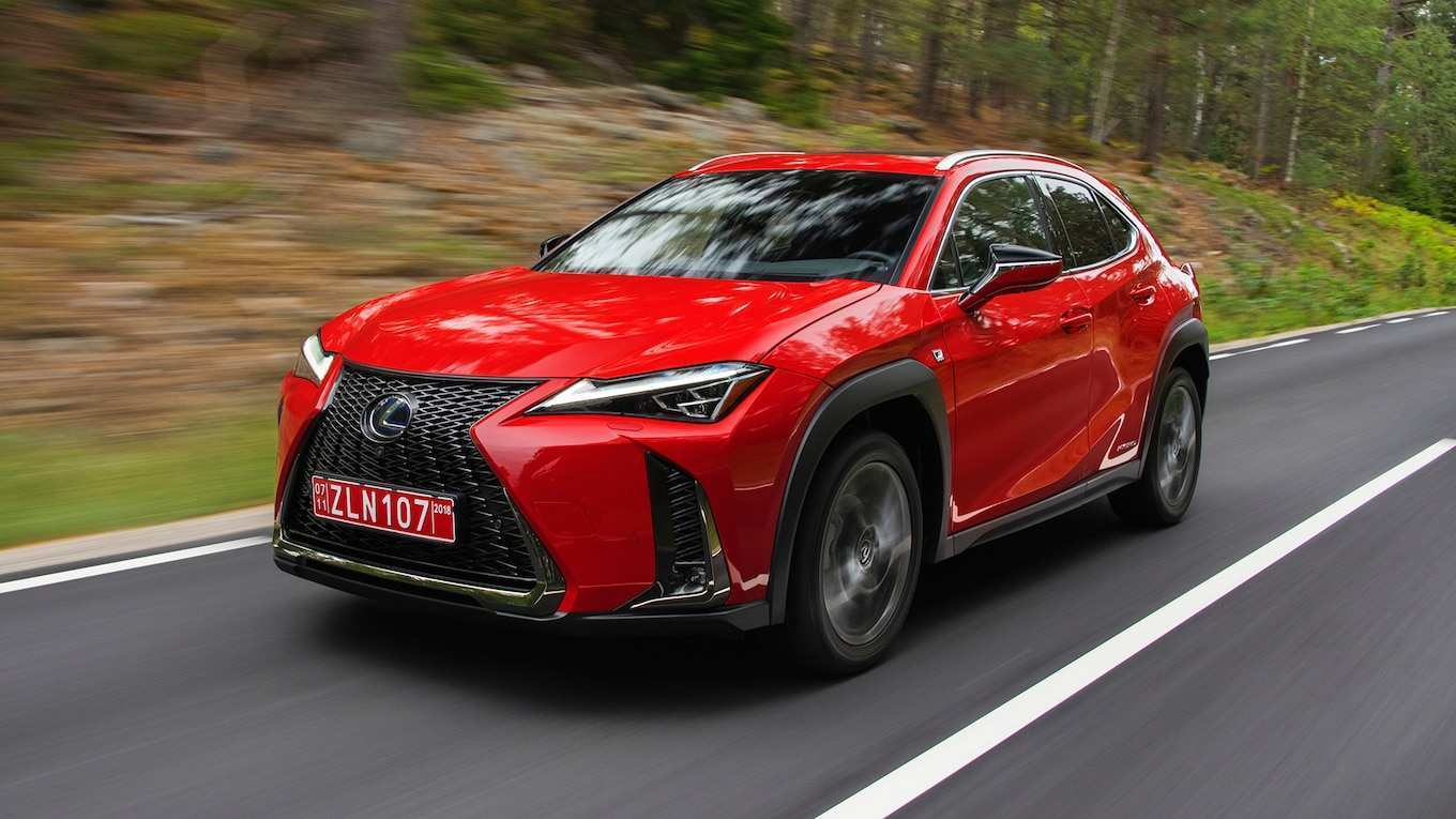 19 All New 2020 Lexus Ux 250H Style by 2020 Lexus Ux 250H