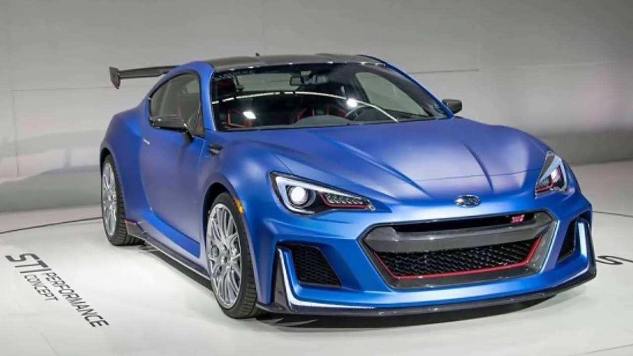 19 All New 2020 Subaru Brz Sti Price for 2020 Subaru Brz Sti