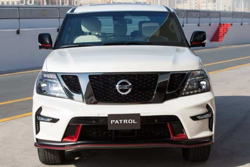 19 Best Review 2020 Nissan Patrol 2018 Interior by 2020 Nissan Patrol 2018