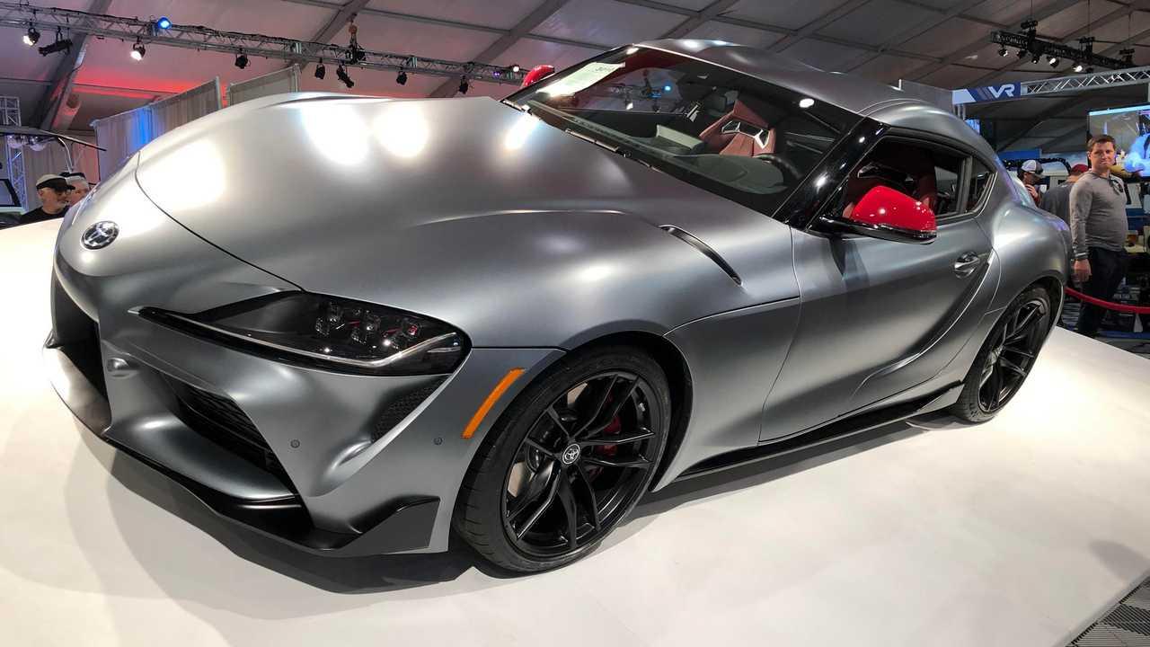 19 Best Review 2020 Toyota Supra Exterior and Interior for 2020 Toyota Supra