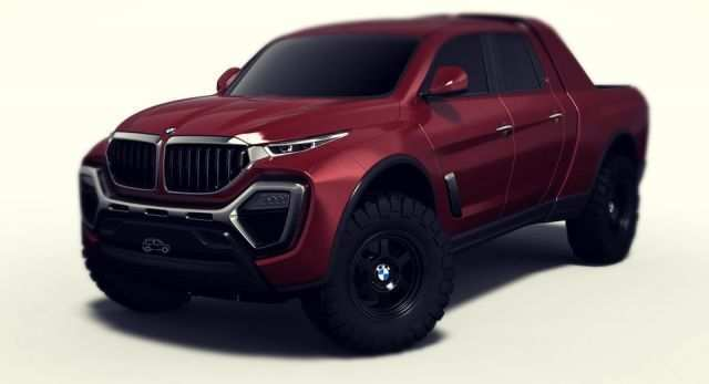 19 Concept of 2020 BMW Pickup Pictures Picture for 2020 BMW Pickup Pictures