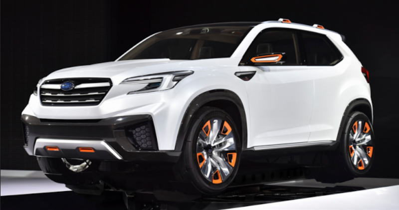 19 Concept of 2020 Subaru Tribeca First Drive by 2020 Subaru Tribeca