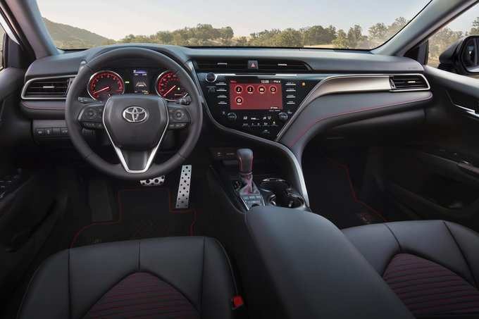 19 Concept of 2020 Toyota Camry Concept with 2020 Toyota Camry