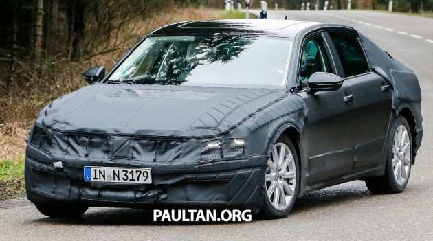 19 Concept of 2020 VW Phaeton Specs and Review with 2020 VW Phaeton