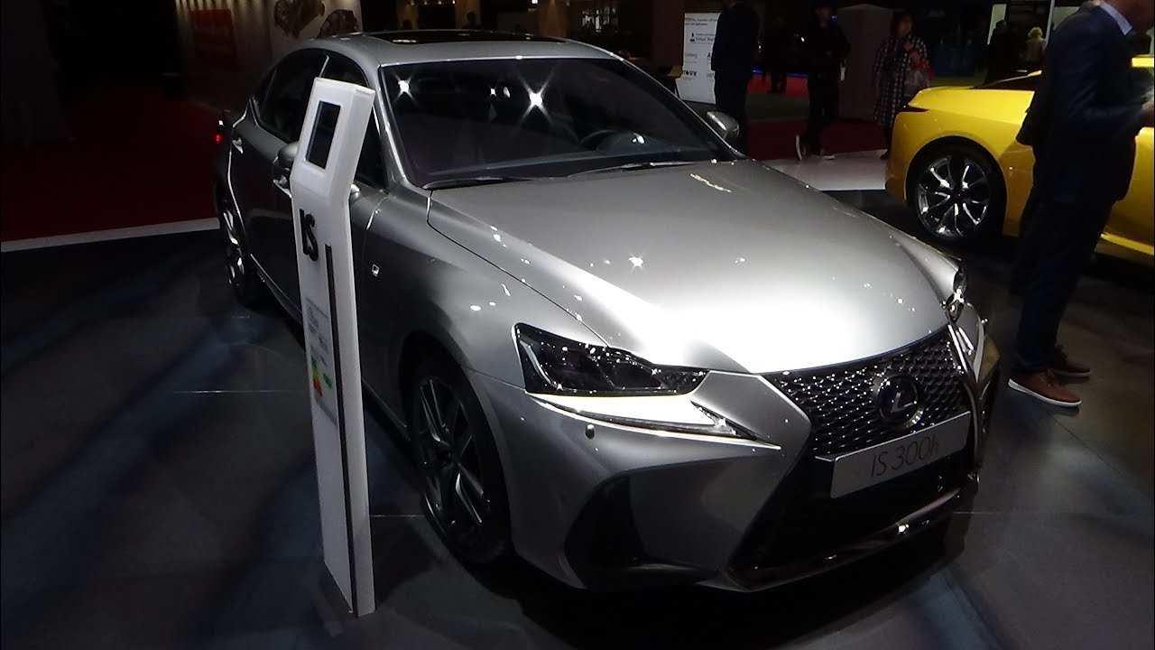 19 Concept of Lexus Is 300H 2020 Concept by Lexus Is 300H 2020