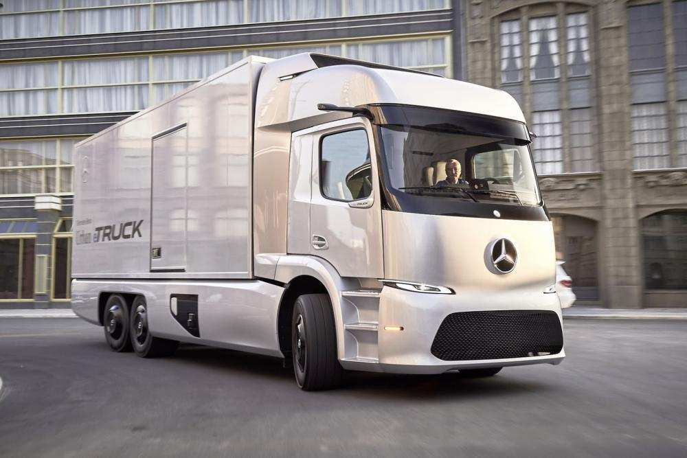 19 Concept of New Mercedes Truck 2020 Style for New Mercedes Truck 2020