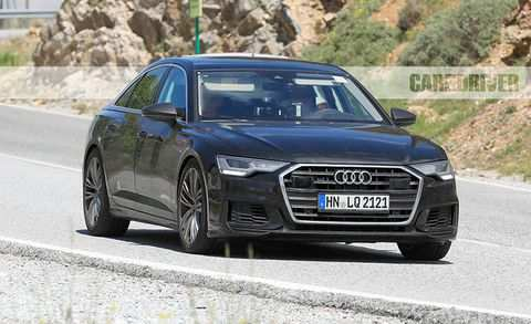 19 Gallery of 2020 Audi S6 Spy Shoot for 2020 Audi S6