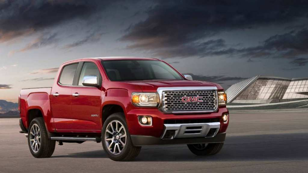19 Gallery of 2020 Gmc Canyon Diesel Specs and Review with 2020 Gmc Canyon Diesel