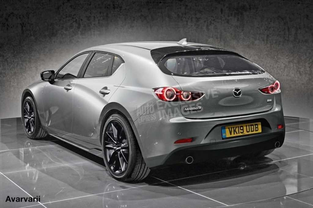 19 Gallery of 2020 Mazda 3 Spy Shots History for 2020 Mazda 3 Spy Shots