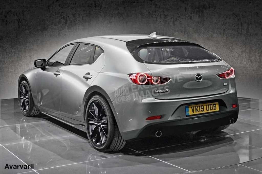 19 Gallery of 2020 Mazda 3 Spy Shots History for 2020 Mazda 3 Spy Shots
