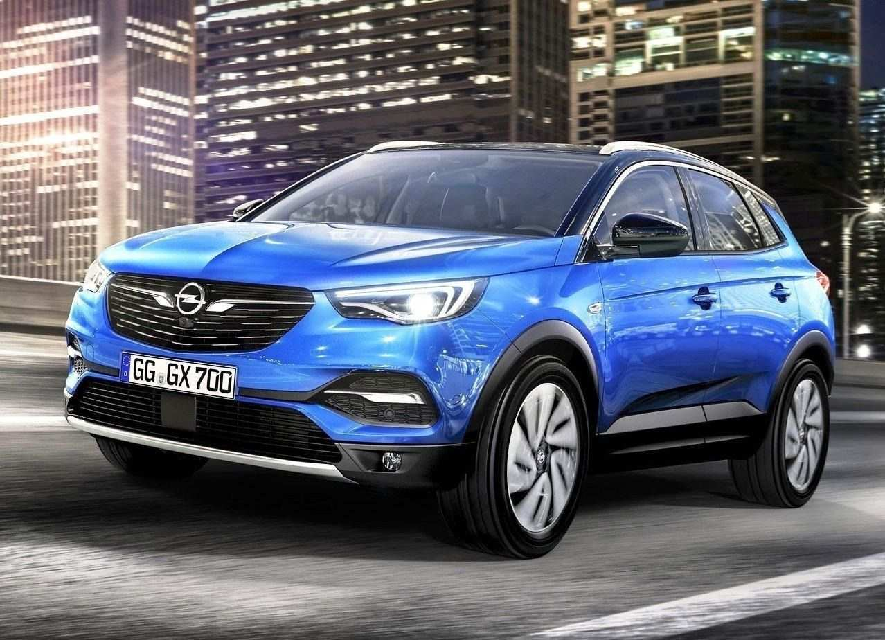 2020 Opel Antara Price, Design and Review