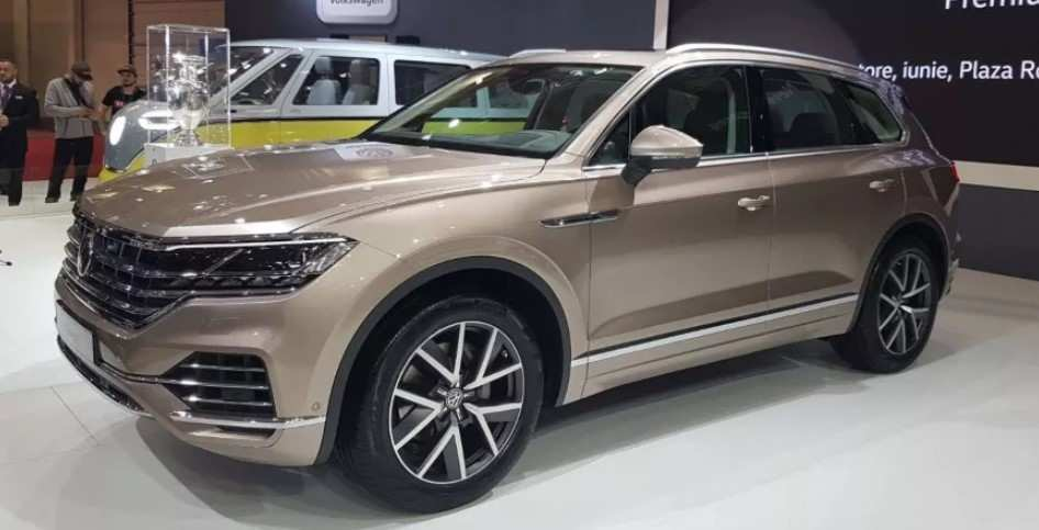 19 Gallery of 2020 Volkswagen Touareg New Concept with 2020 Volkswagen Touareg