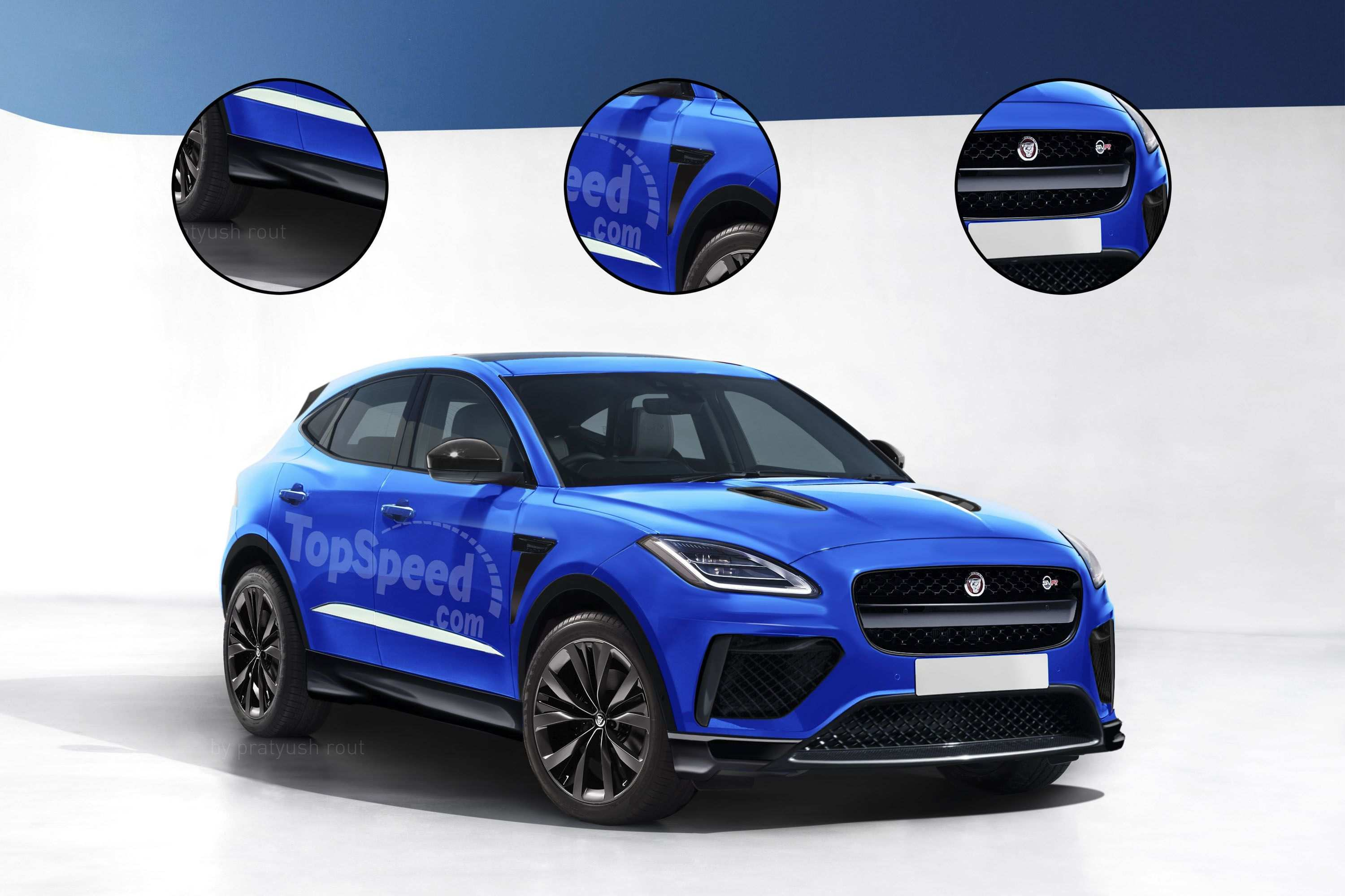 19 Gallery of Jaguar I Pace 2020 Exterior New Review for Jaguar I Pace 2020 Exterior
