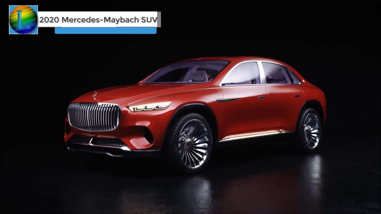 19 Gallery of Mercedes Maybach 2020 Exterior Picture for Mercedes Maybach 2020 Exterior