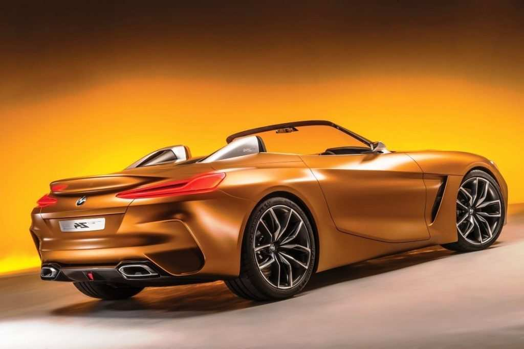 19 Great 2020 BMW Z4 Roadster Rumors with 2020 BMW Z4 Roadster