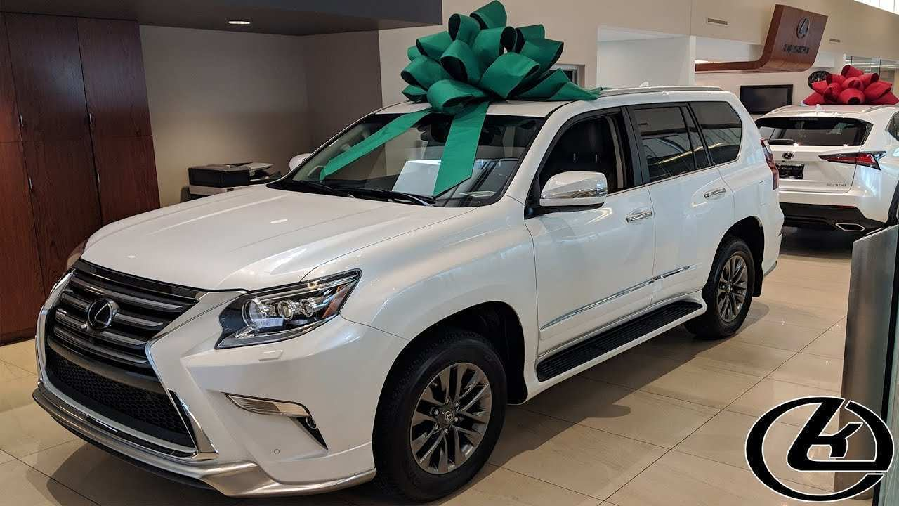 19 Great Lexus 2020 Gx460 New Review with Lexus 2020 Gx460