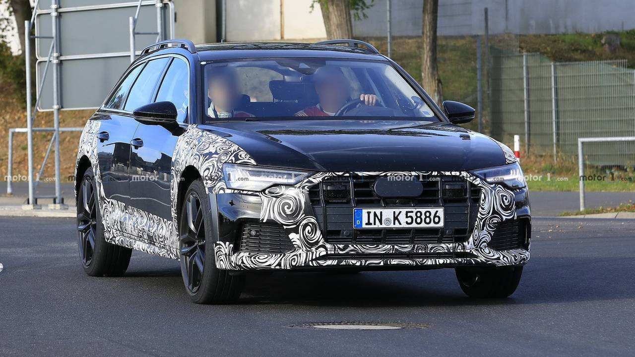 19 New 2020 Audi A6 Interior by 2020 Audi A6