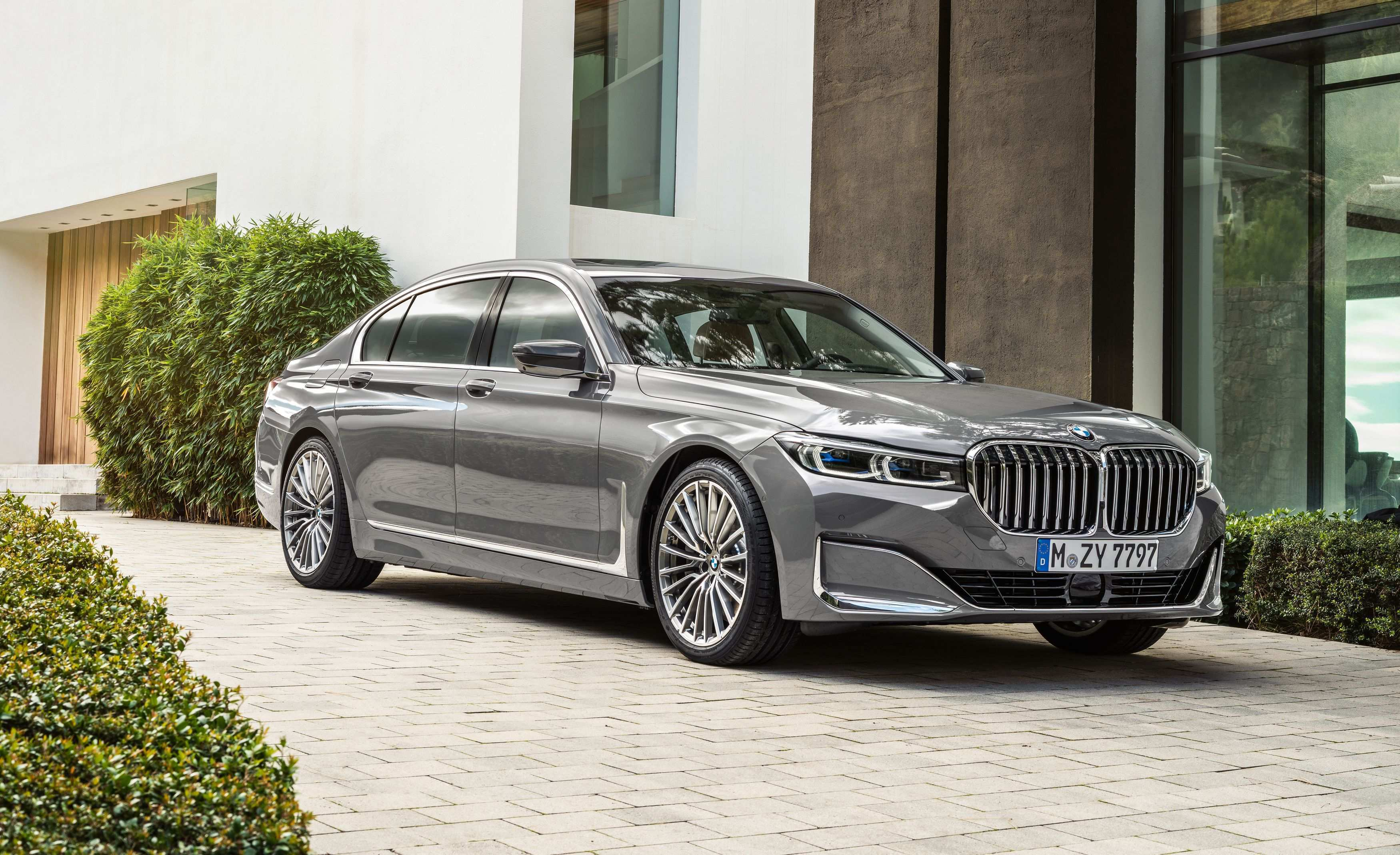 19 New 2020 BMW 750Li Wallpaper by 2020 BMW 750Li