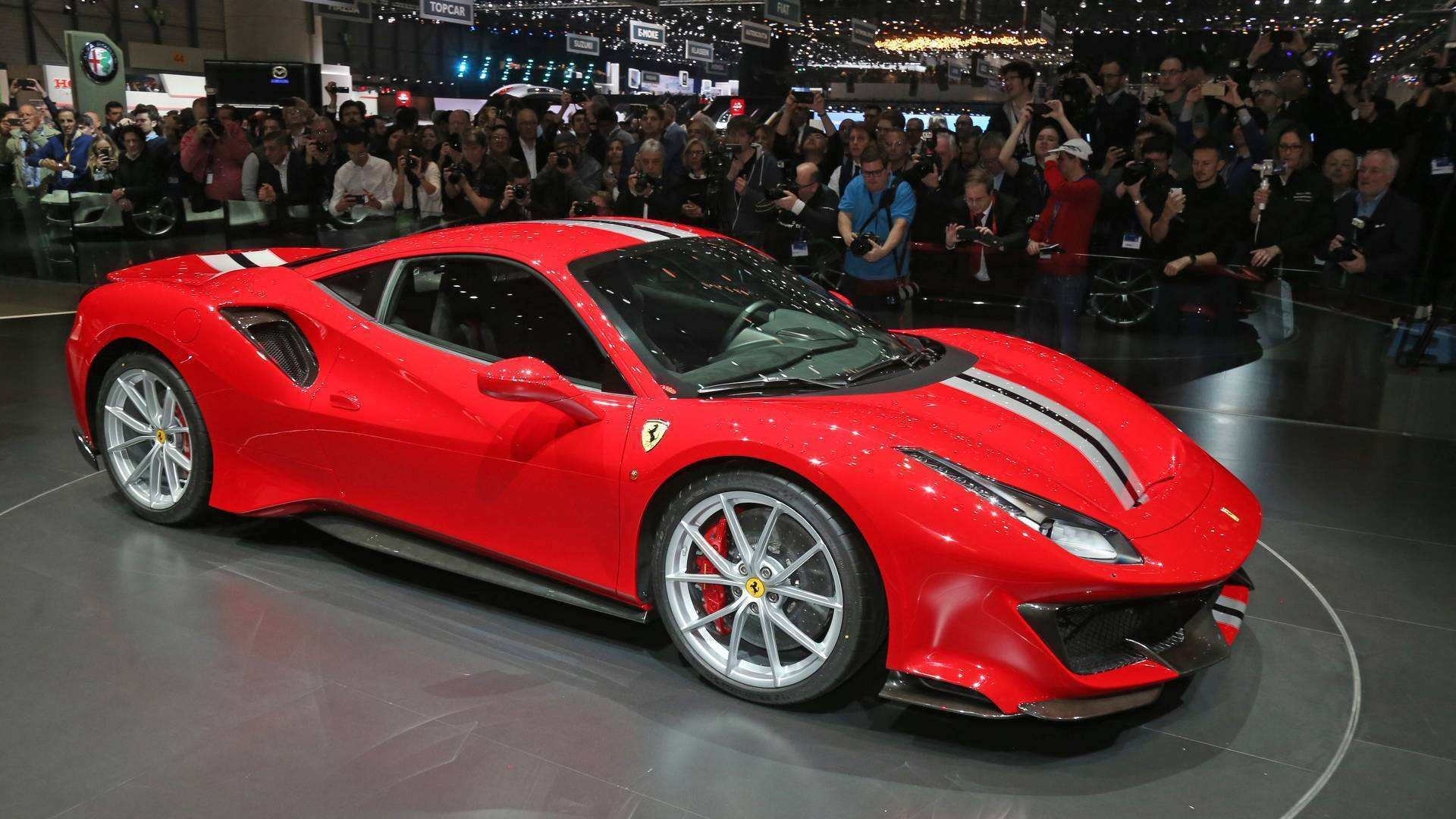 19 New 2020 Ferrari 488 Pista Engine by 2020 Ferrari 488 Pista
