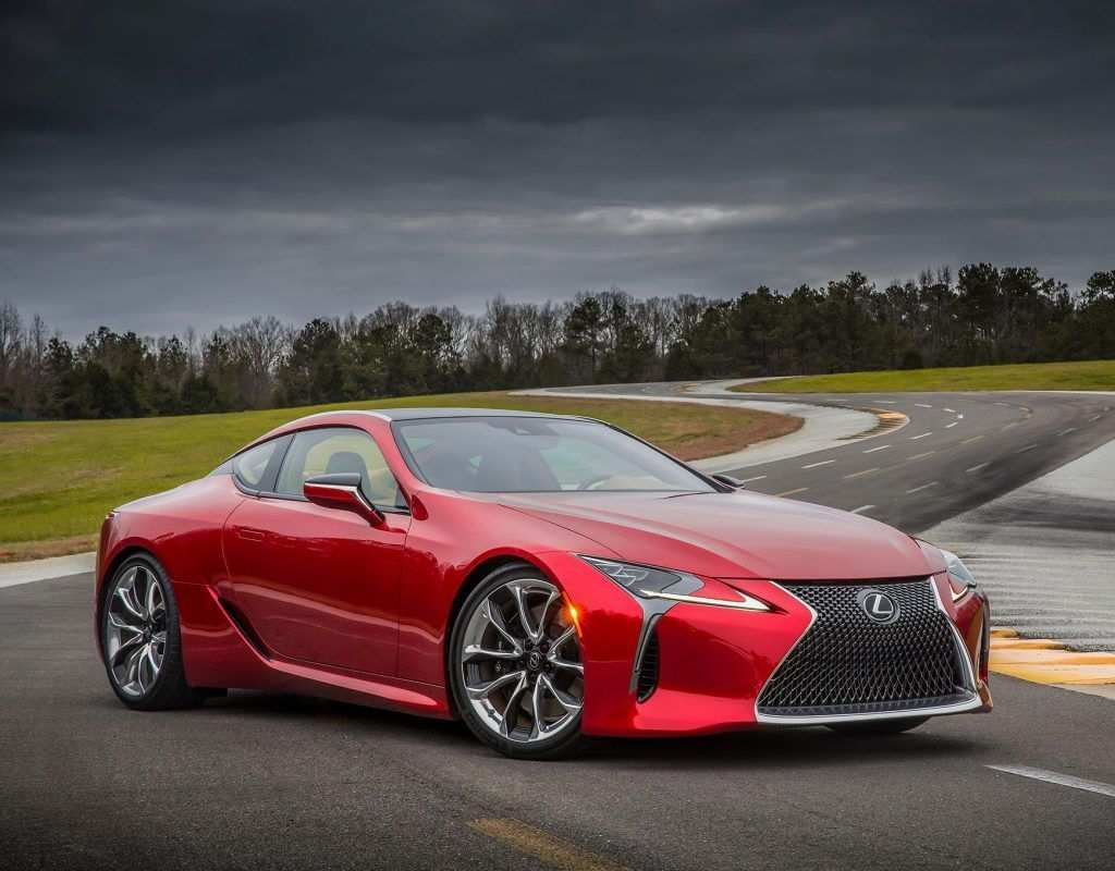 19 New 2020 Lexus SC Configurations for 2020 Lexus SC