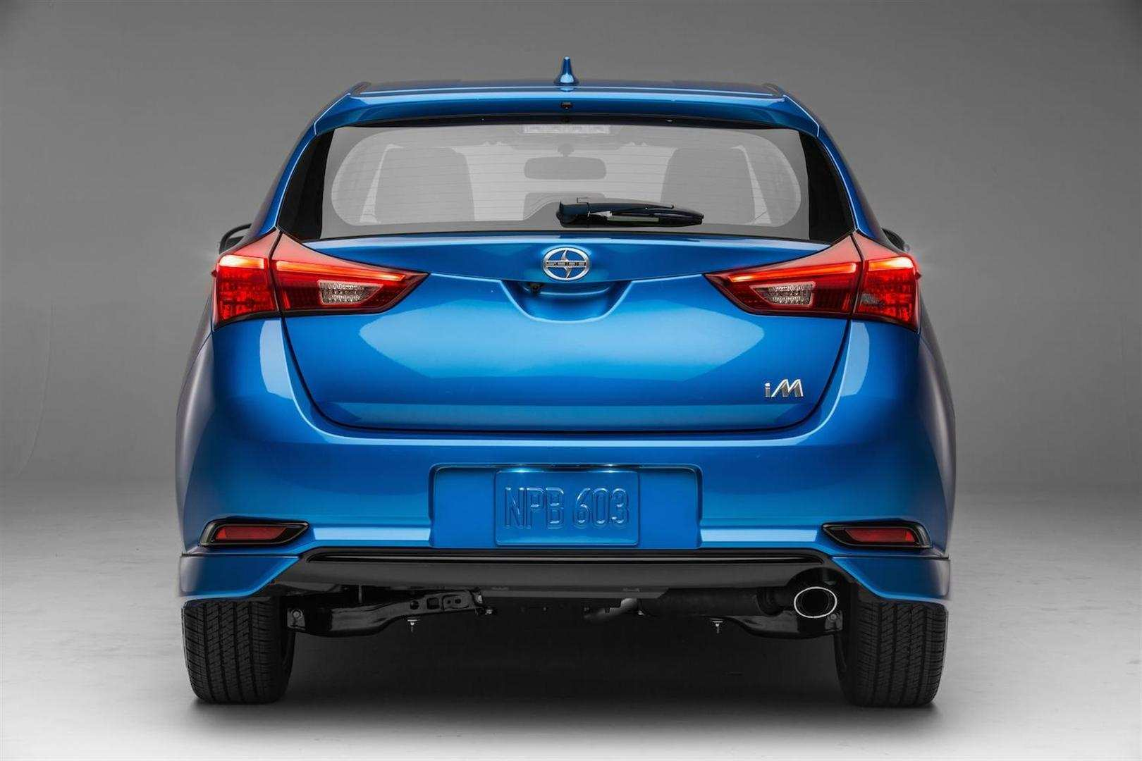 2020 Scion IM Overview