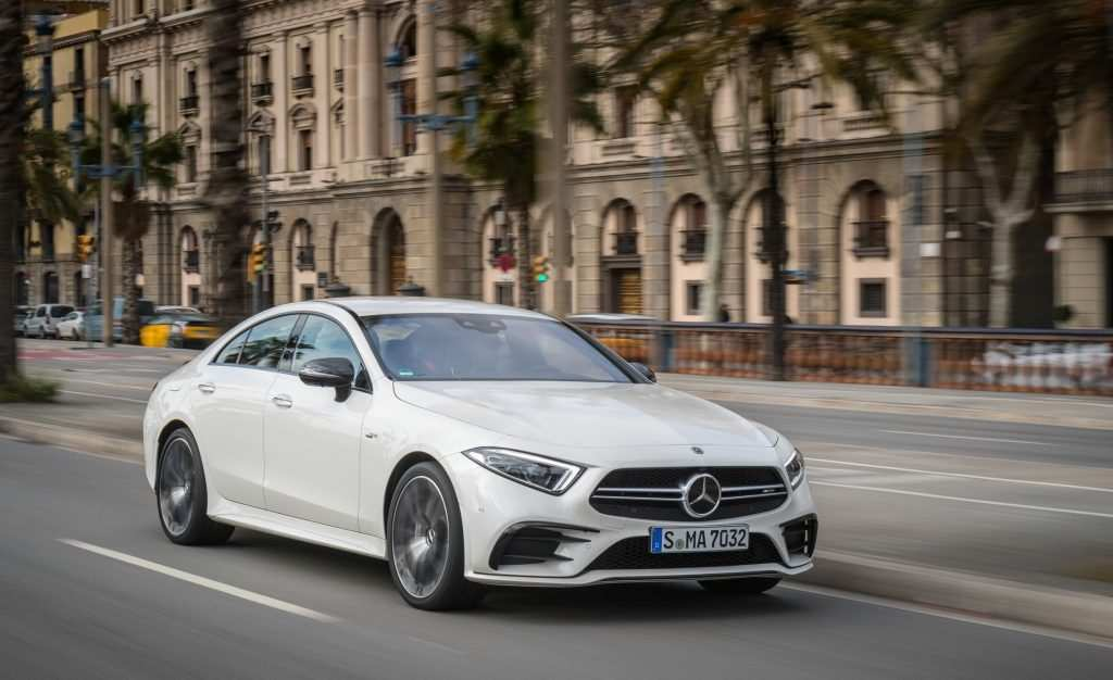 19 New Mercedes Cls 2020 Exterior Configurations by Mercedes Cls 2020 Exterior