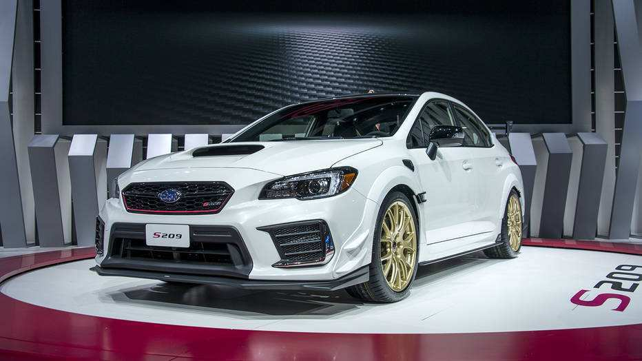 19 New Subaru 2020 Sti Pricing by Subaru 2020 Sti