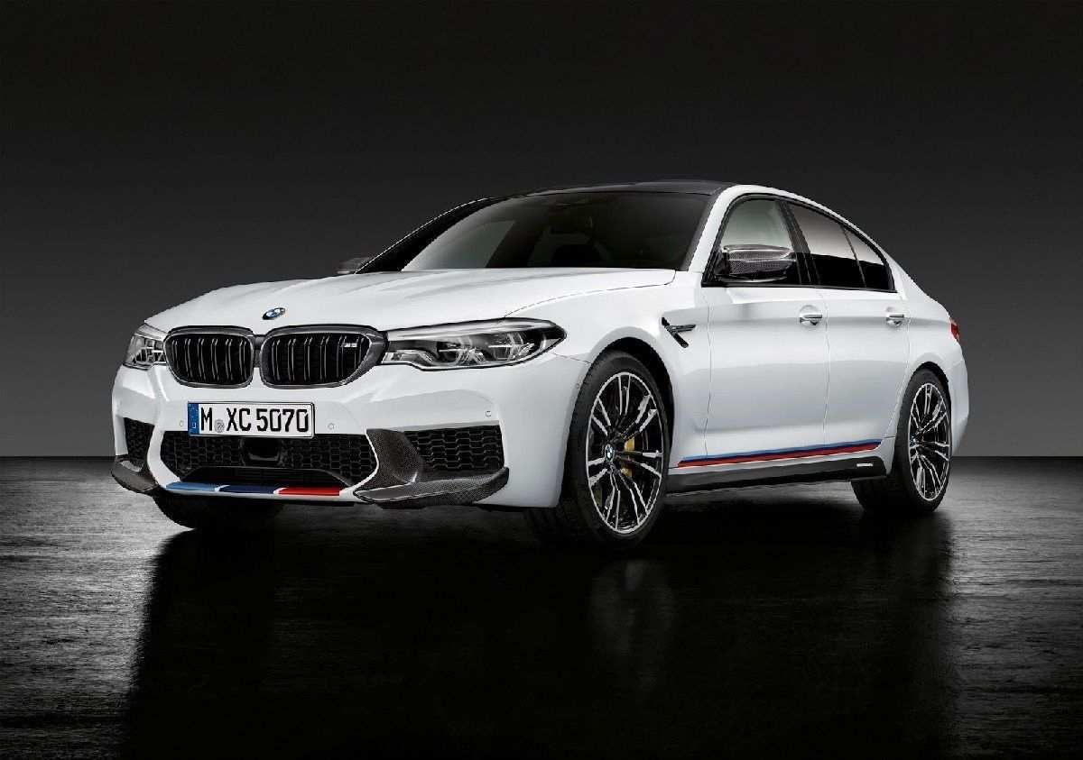 2020 BMW M5 Get New Engine System Performance and New Engine