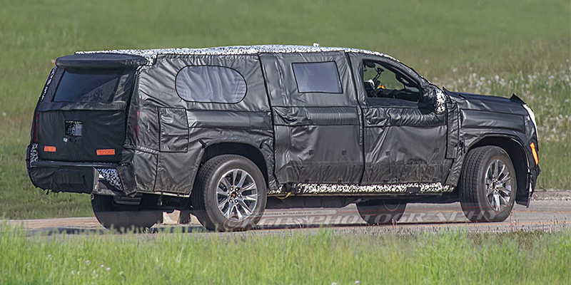 19 The 2020 Chevrolet Suburban Exterior and Interior with 2020 Chevrolet Suburban
