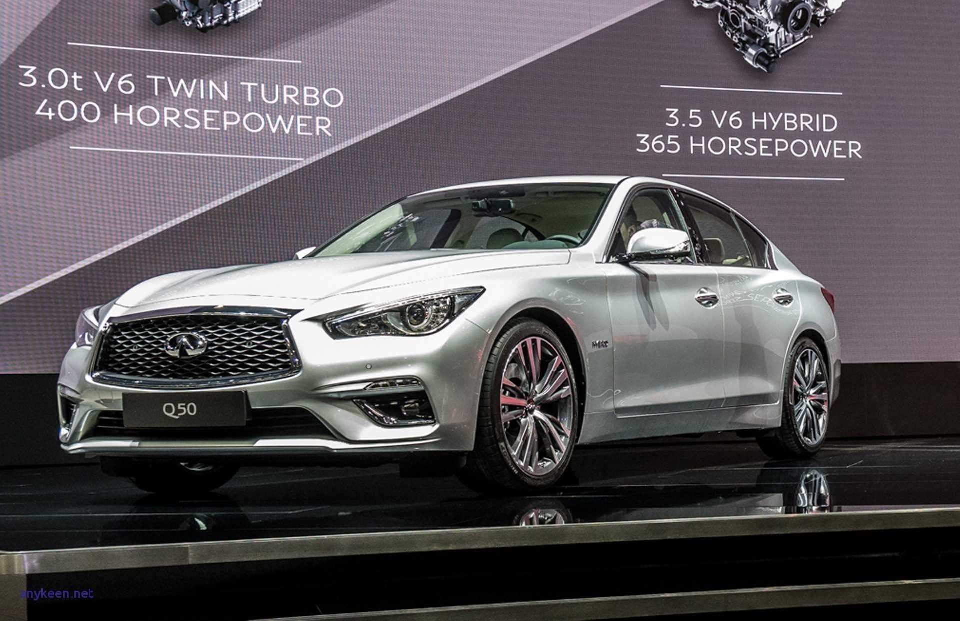 19 The 2020 Infiniti QX50 Prices with 2020 Infiniti QX50