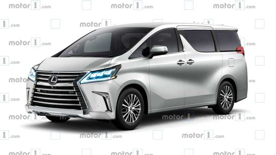 19 The 2020 Lexus Minivan Exterior and Interior for 2020 Lexus Minivan