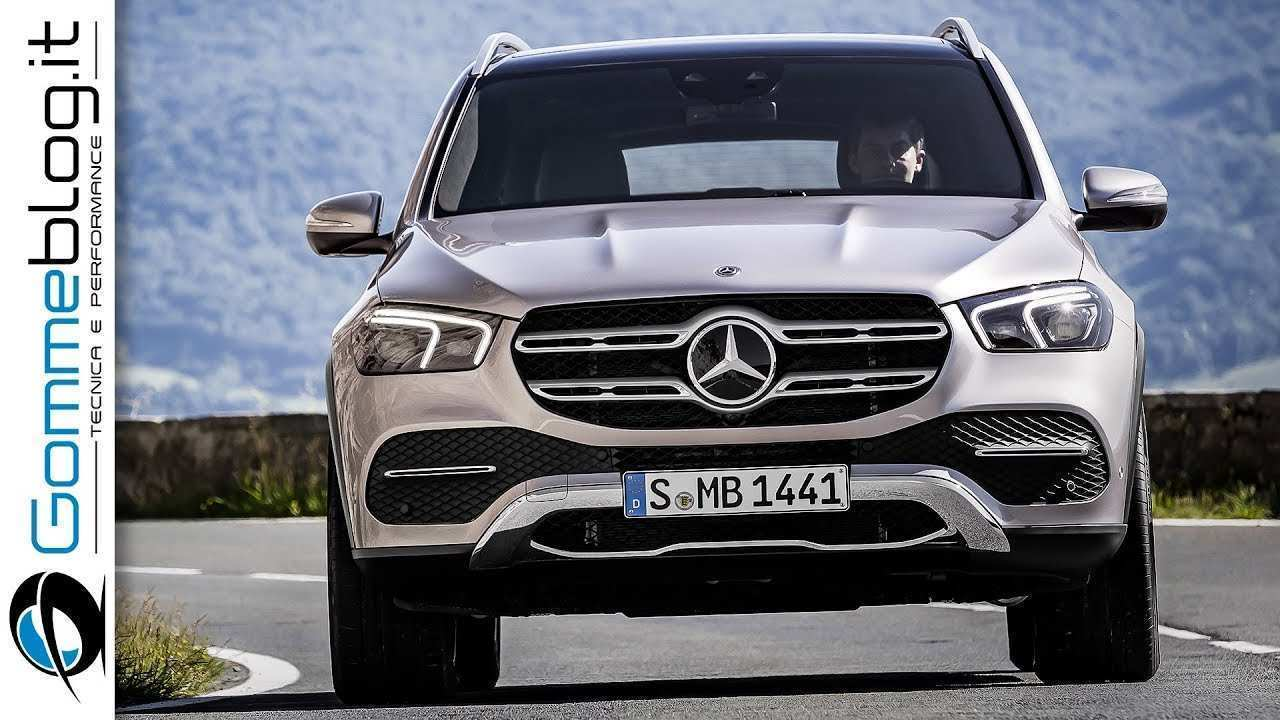 2020 Mercedes ML Class 400 Concept and Review