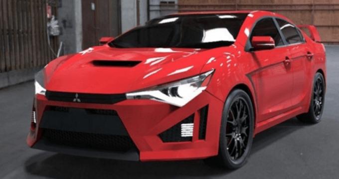 20 All New 2020 Mitsubishi Evo Configurations by 2020 Mitsubishi Evo