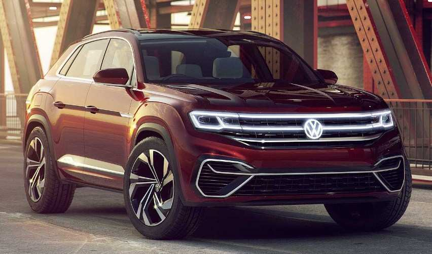 20 All New Volkswagen Atlas 2020 Concept by Volkswagen Atlas 2020