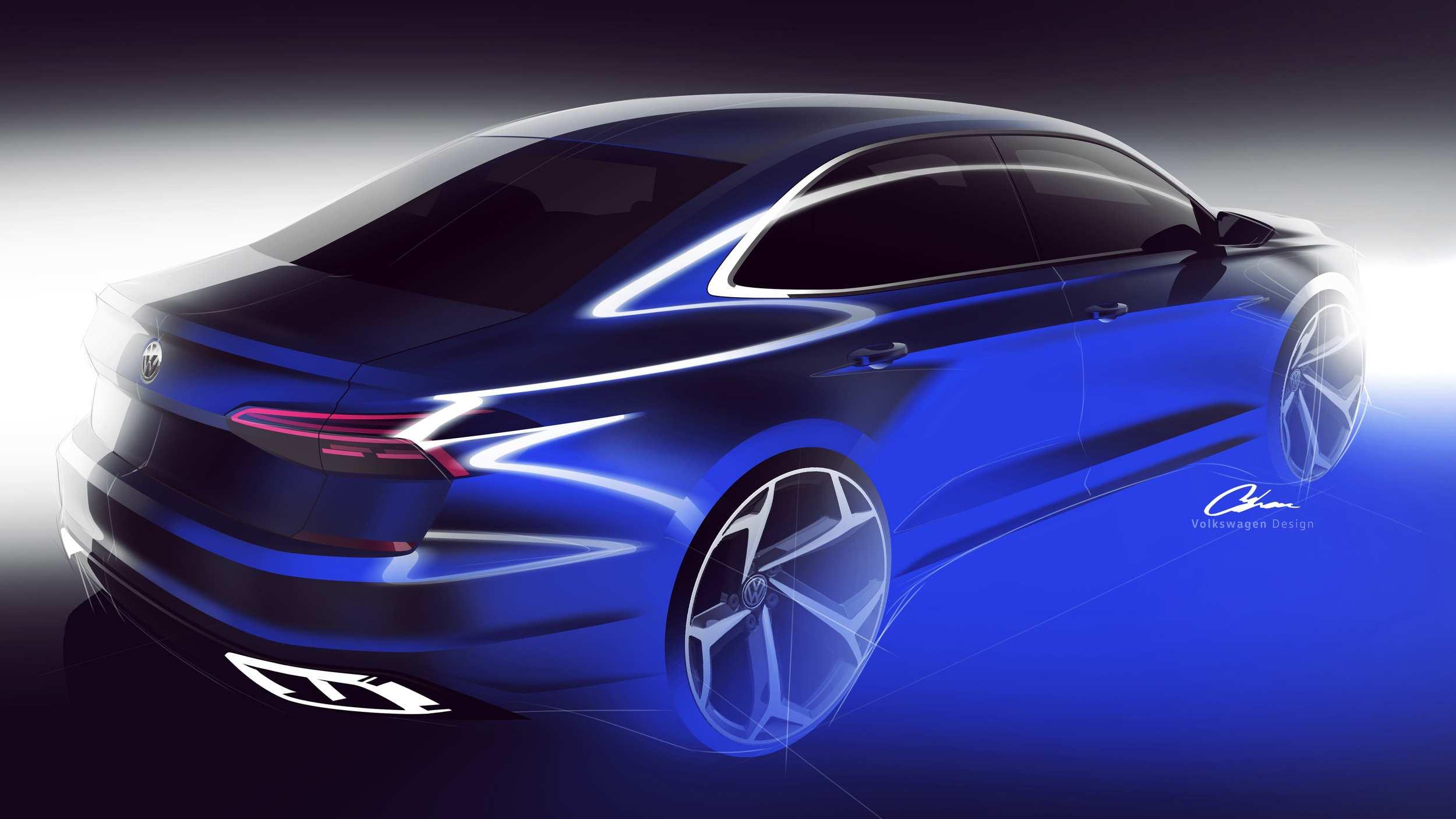 20 All New Volkswagen Passat 2020 New Concept Release Date with Volkswagen Passat 2020 New Concept
