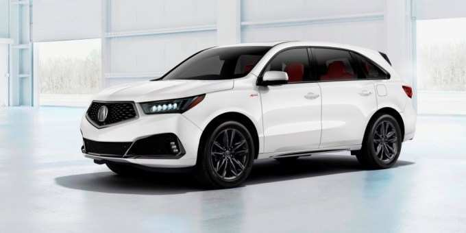 20 Best Review 2020 Acura Mdx Rumors First Drive by 2020 Acura Mdx Rumors