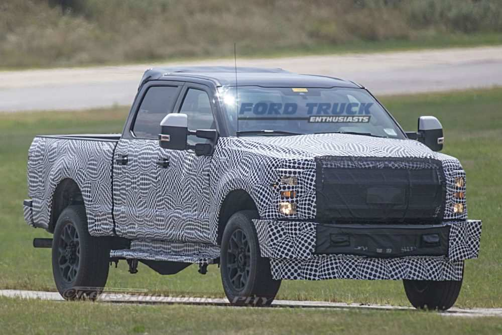 20 Best Review 2020 Ford Super Duty Performance for 2020 Ford Super Duty