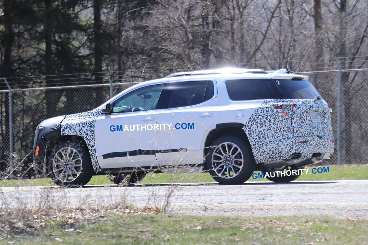 20 Best Review 2020 Gmc Acadia Denali Price and Review with 2020 Gmc Acadia Denali